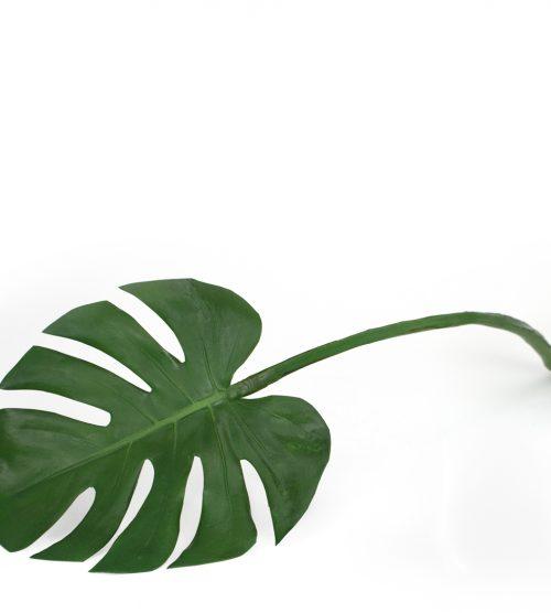 Artificial Monstera Leaf