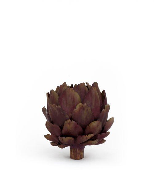 Purple Faux Artichoke